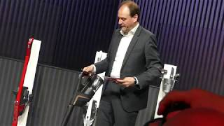 Miele Staubsauger ohne Kabel Triflex IFA 2019