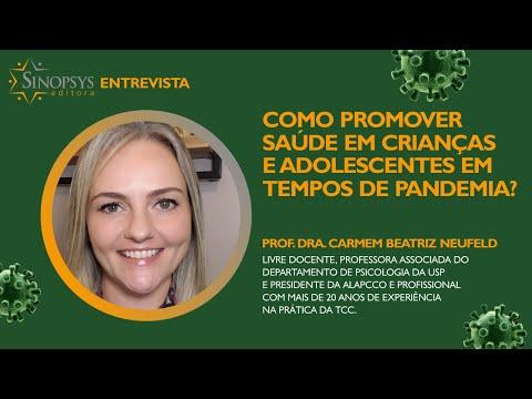 Como promover saúde em crianças e adolescentes em tempos de pandemia | Sinopsys Entrevista #2