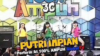 Download Lagu 3C - Putri Impian (perform at 100 % AMPUH GlobalTV) mp3