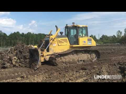 Linder Industrial Machinery - Sawyer's Land Developing - Komatsu D65PX Dozer