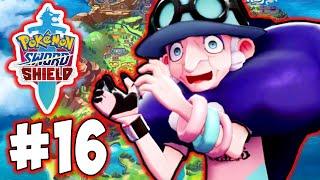 Pokemon Sword & Shield - Gameplay Walkthrough - Part 16 - Fairy Gym!