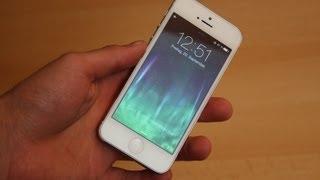 iOS 7 Sicherheitslücke: Code-Sperre umgehen!