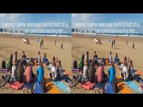 Yoga Like Water Immersive Yoga Teacher Training