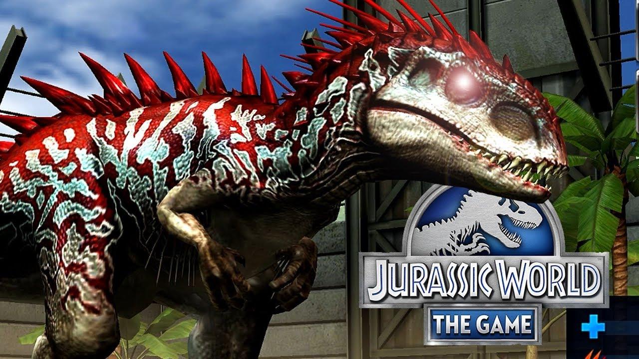 Full Indominus Rex Dinosaurio Hibrido Depredador Jurassic World El Juego Youtube Y por supuesto el gran mosasaurus. full indominus rex dinosaurio hibrido depredador jurassic world el juego