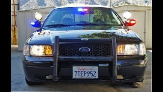 2007 Ford Crown Victoria Slick-Top P71 For Sale or Rent - 57,000 Miles - SOLD-