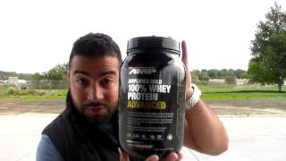 GNC whey protein advanced customer review