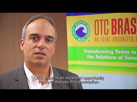 José Firmo talks about OTC Brasil opportunities