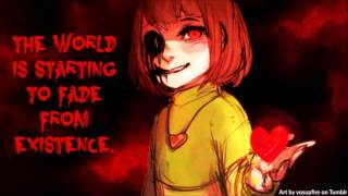 Скачать Undertale Destruction Of Determination Chara Battle Theme SPOILERS