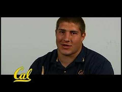 Cal Football: Getting to Know Alex Mack
