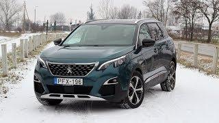 Peugeot 5008 Allure 1.6 Blue HDi - tesztelok.hu