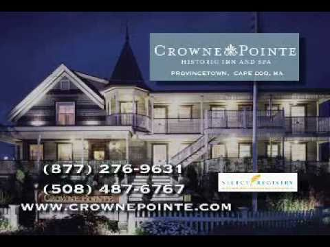 Crowne Pointe Historic Inn and Spa - Provincetown, MA