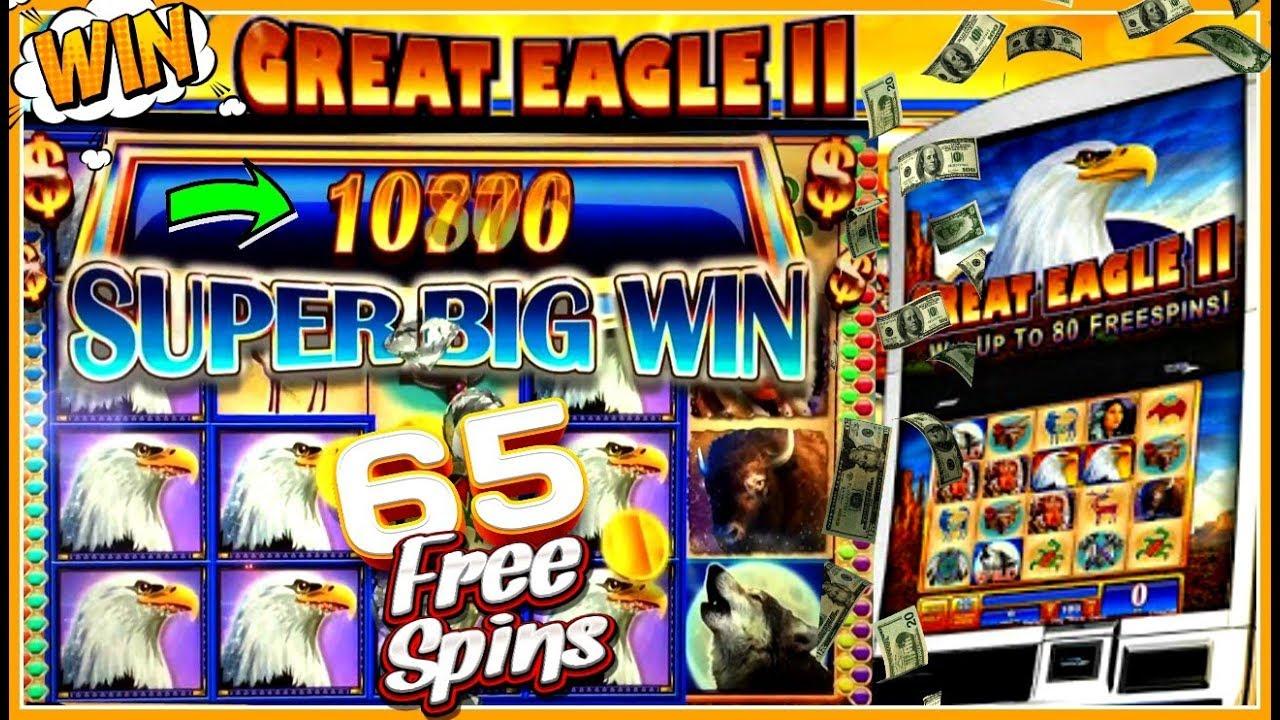 Great Eagle Slot Machine Online