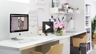 Interior Design — Bright & Fun Family Basement Makeover
