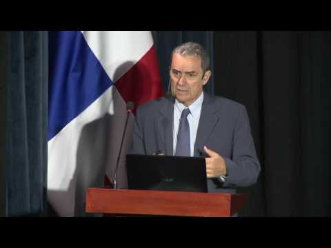 Conferencia magistral de José Antonio Alonso