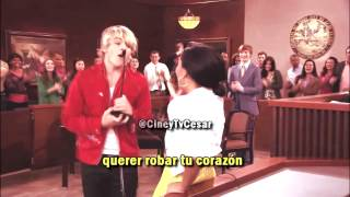 "Ross Lynch - Steal your heart - Full Song (Subtitulado en Español) - [Álbum ""Turn It Up""] [HD]"