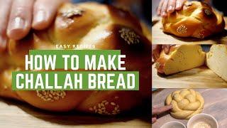Challah Bread | Simple Recipe