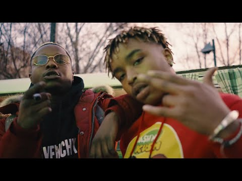 Junior Bvndo -  Cash N Kush Feat. Leto (Clip Officiel)