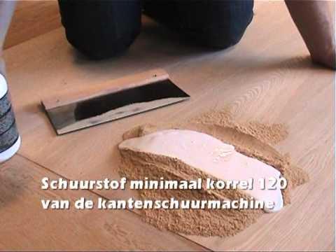 Lecol duofill oplosmiddelarme voegenkit voor houten vloeren youtube