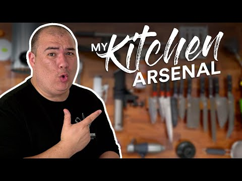 My KITCHEN Arsenal That Makes Me A BETTER COOK!