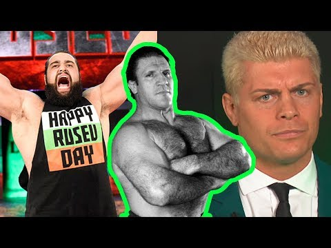 Bruno Thoughts! Story Behind Rusev/Taker Match! Going In Raw Podcast