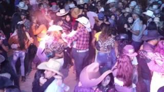 Baile en La Huerta San Felipe Gto 3