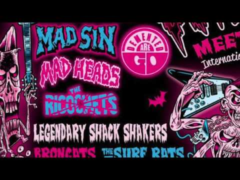 Кліп Mad Heads - Summertime Rock