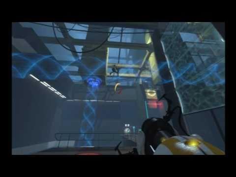 Portal 2 Co-op (Chapter 4)