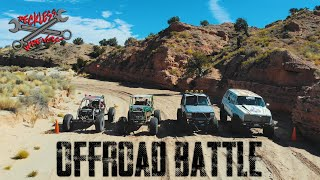 Offroad Battle - Buggies Vs Trail Rigs - Reckless Wrench Garage