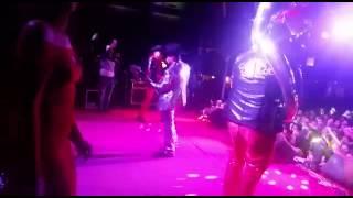 Ariel  Camacho  en El Potrero  night