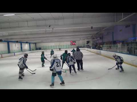 9-8-18: CUPERTINO COUGARS VS JR SHARKS GIRLS 14UAAA