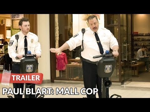 Paul Blart: Mall Cop 2009  HD  Kevin James  Keir O'Donnell