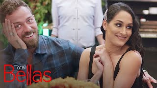 Nikki Bella Is Shocked That Artem's Parents Will Be in France | Total Bellas | E!