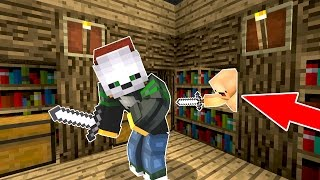 ШИФТ ЧЕЛЛЕНДЖ! ОЧЕНЬ МЕДЛЕННЫЙ УБИЙЦА! - (Minecraft Murder Mystery)
