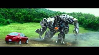 Трансформеры: Эпоха истребления - Тизер (дублированный) 720p