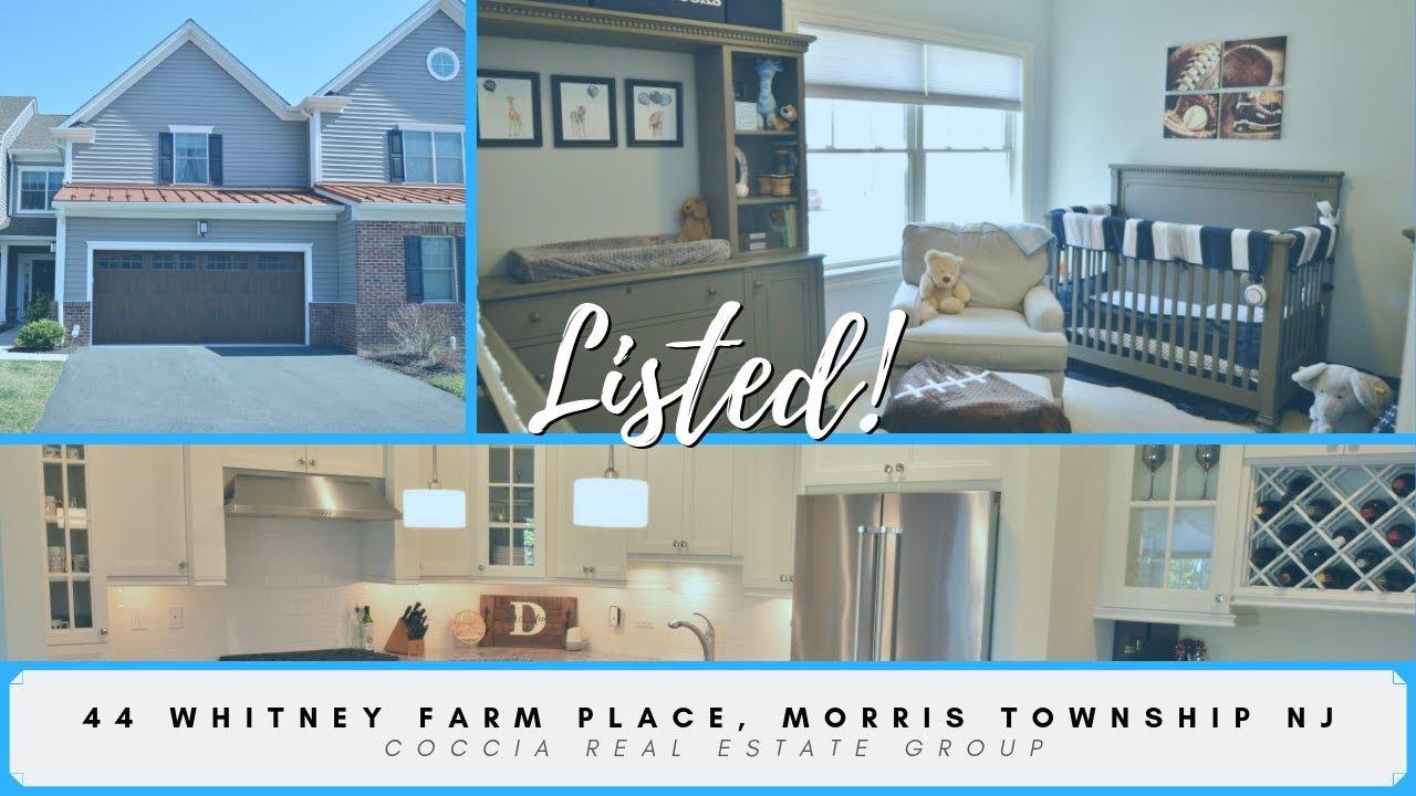 44 Whitney Farm Place | Homes for Sale Morris Township, NJ