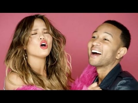 Chrissy Teigen and John Legend Adorably Lip Sync to 'Ordinary People' for Valentine's Day
