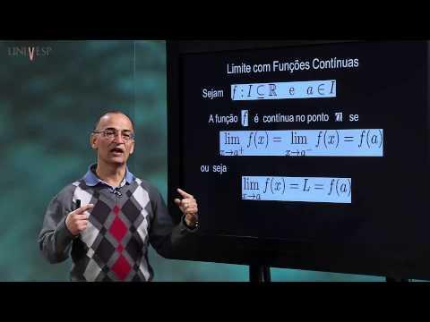 Cálculo I - Aula 7 - Cálculo de Limites 2