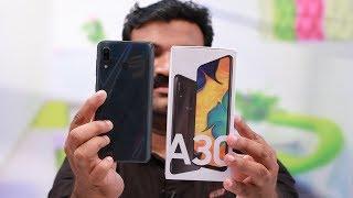 Samsung Galaxy A30 Price ₹ 16,990 | 4 GB 64 GB | Samsung A30 malayalam review