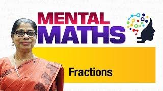 Learn basic of mental Maths for beginners   Fractions   Maths Tricks