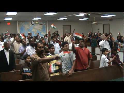 Pray for India (Hindi Devotional)