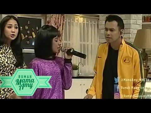 Lucunya Raffi Ahmad Test Menyanyi Bersama Penyanyi Cilik - Rumah Mama Amy (22/8)