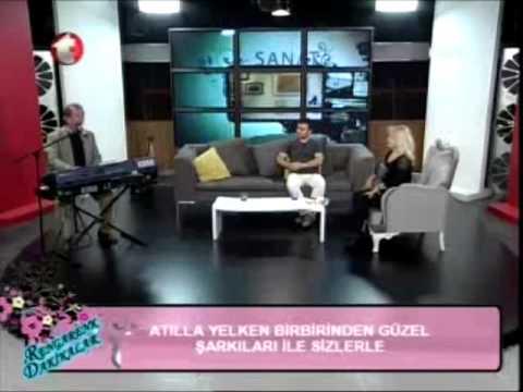 Atilla Yelken - İstanbul Sokakları (Canlı Performans)