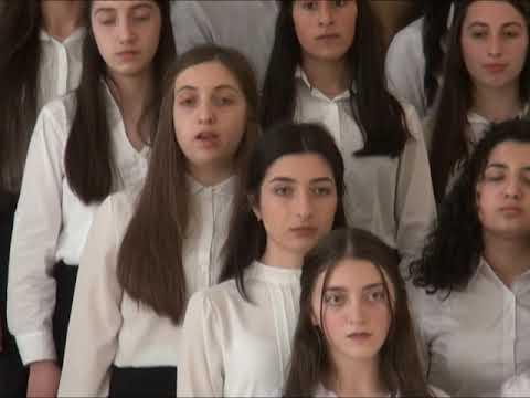 Հովհ․  Շիրազ  105․Ախալքալաքի  № 2 դպրոց,  ամբողջական  տեսագրություն
