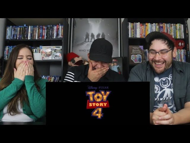 Toy Story 4 - Super Bowl TV Spot Reaction / Review