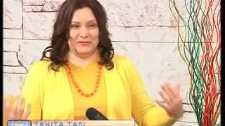 Танита Тали на передаче Мозаика Одесское телевидение