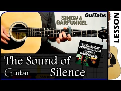 How to play The Sound of Silence 🎸 - Simon & Garfunkel / Guitar Tutorial