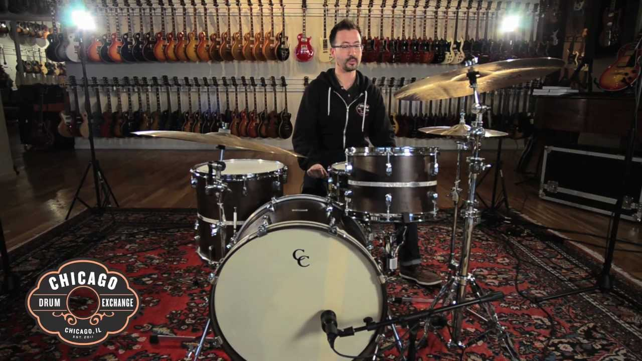 C Amp C Drum Showcase Youtube