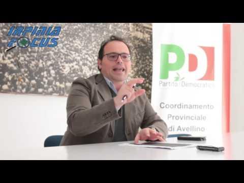 Carmine De Blasio - Conferenza Stampa Partito democratico 2/11/2015