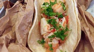 Shrimp Tacos -- The Frugal Chef
