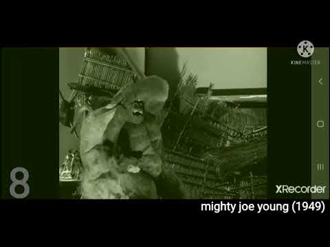 Download mighty joe young (1949) & (1998) DEATH COUNT